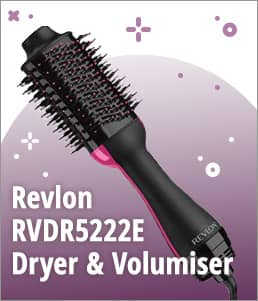 Revlon Hair Dryer and Volumiser