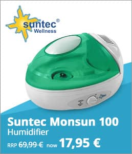 Suntec Monsun 100 Air Humidifier