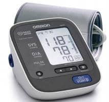 OMRON M8 RC Upper Arm Blood Pressure Monitor with Radio Clock