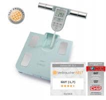 OMRON BF511 Body Composition Monitor (HBF-511T-E) turquoise