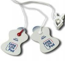 OMRON LongLife Electrodes for TENS E2 Elite and E4 Tens Device