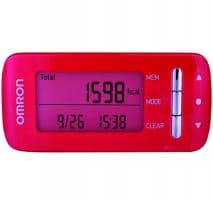 OMRON CaloriScan pink Activity Monitor HJA-306-EPK