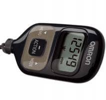 OMRON Walking Style III (HJ-203-EK) Pedometer black