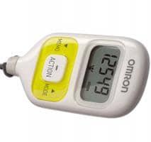 OMRON Walking Style III (HJ-203-EG) Pedometer yellow