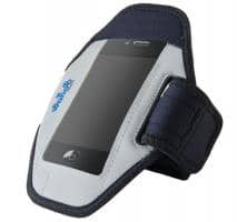 Wahoo arm strap for iPhone