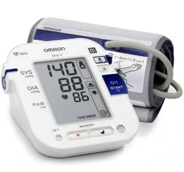 OMRON M10-IT (HEM-7080IT-E) Upper Arm Blood Pressure Monitor with PC Interface