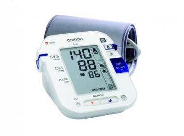 M10-IT (HEM-7080IT-E) Blood pressure monitoring for active prevention!