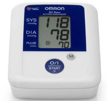 OMRON M300 (HEM-7119-D) Upper Arm Blood Pressure Monitor