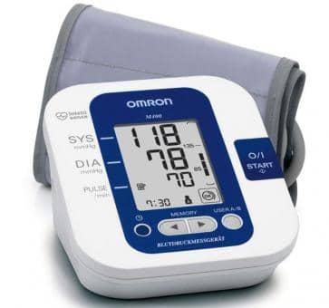 OMRON M400 (HEM-7202-D) Upper Arm Blood Pressure Monitor