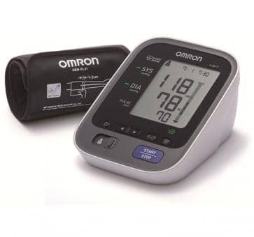Return OMRON M500IT (HEM-7322U-D) Upper Arm Blood Pressure Monitor with PC Interface