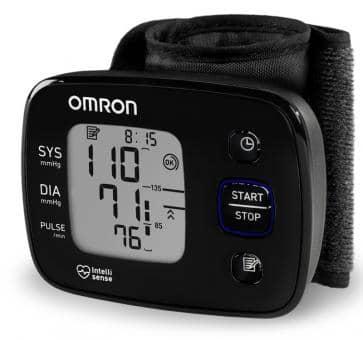 OMRON HG5 Precision Wrist Blood Pressure Monitor (HEM-6150-D