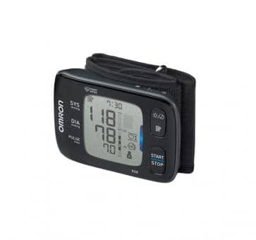 OMRON RS8 (HEM-6310F-E) Wrist Blood Pressure Monitor Value P