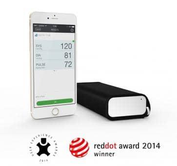 QardioArm A100 white Upper Arm Blood Pressure Monitor