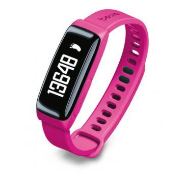 beurer AS 81 BodyShape Activity Sensor pink