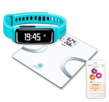 beurer BodyShape System 3in1 Turquois