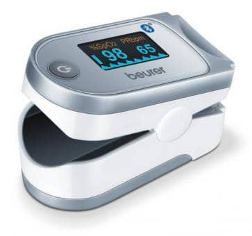 beurer PO 60 Bluetooth Puls Oximeter