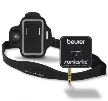 beurer PM 200+ Heart Rate Measurement with Smartphones