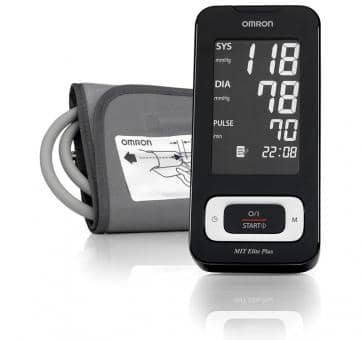 OMRON MIT-Elite Plus (HEM-7301-ITKE) Upper arm blood pressure monitor