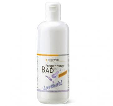 Sanowell Lavender Bath Oil 500 ml