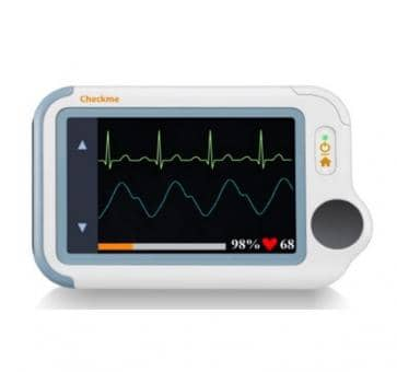 Measurement and analysis of ECG values, pulse oxygen (SpO2) & systolic blood pressure (SBP).