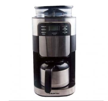 Return Suntec KAM-8274 design Grinder Coffee Machine
