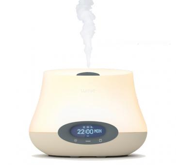 Lumie IRIS 500 Light Alarm Clock