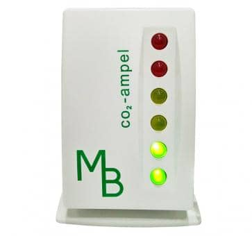 MB-Systemtechnik CO2-A 100 2 CO2-Ampel