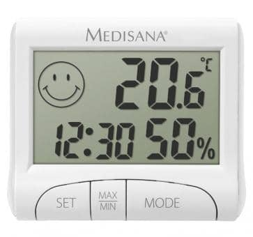 Medisana HG 100 Digital Thermo-Hygrometer