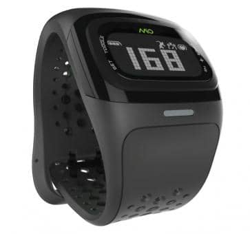 Medisana Mio ALPHA 2 Heart Rate Monitor black