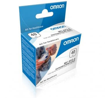 Disposable Probe Covers 40 Pcs. for OMRON Gentle Temp 520/521