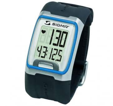 SIGMA PC 3.11 Heart Rate Monitor blue