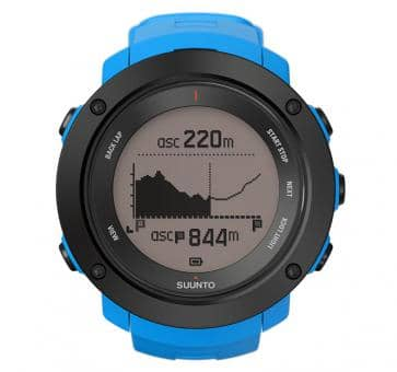 Suunto Ambit3 Vertical Blue Multisport GPS-Watch