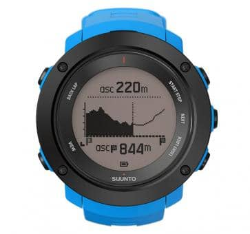 Suunto Ambit3 Vertical Blue (HR) Multisport GPS-Watch