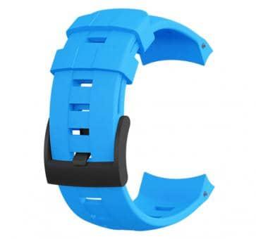 Suunto Ambit3 Vertical Blue Silicone Strap