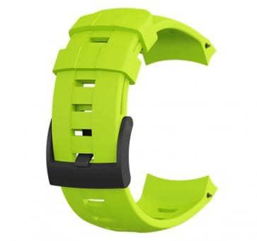 Suunto Ambit3 Vertical Lime Silicone Strap