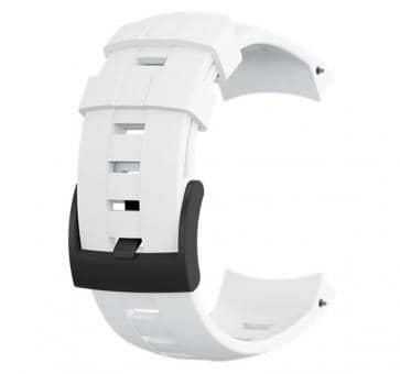 Suunto Ambit3 Vertical White Silicone Strap