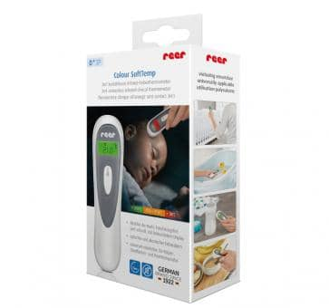 reer Colour SoftTemp 3in1 kontaktloses Infrarot-Thermometer