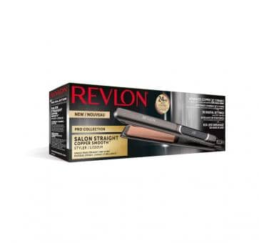 Revlon Pro Collection Salon Straight Copper Smooth Glätteisen