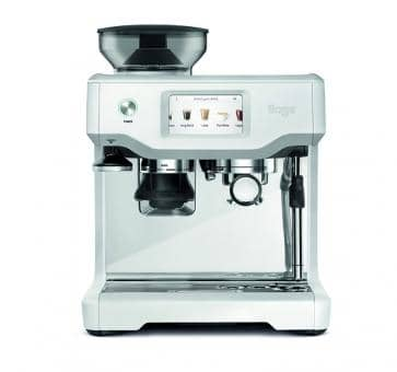 Sage the Barista Touch Espresso-Maschine matt weiß