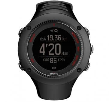 Suunto Ambit3 Run Black Wrist Computer
