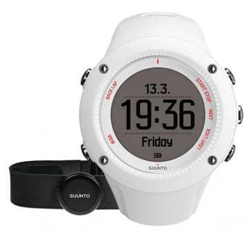 Suunto Ambit3 Run White HR Wrist Computer
