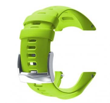 Versandrückläufer Suunto Ambit3 Run Lime Armband-Set