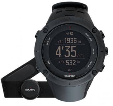Suunto Ambit3 Peak Black (HR) Wrist Computer