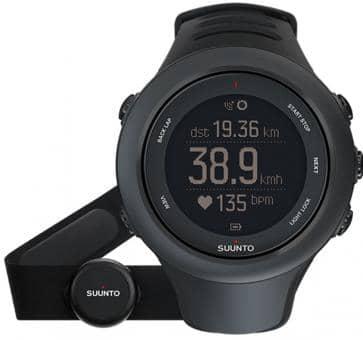 Suunto Ambit3 Sport Black (HR) Wrist Computer