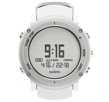 Suunto Core Alu Pure White Sport Watch
