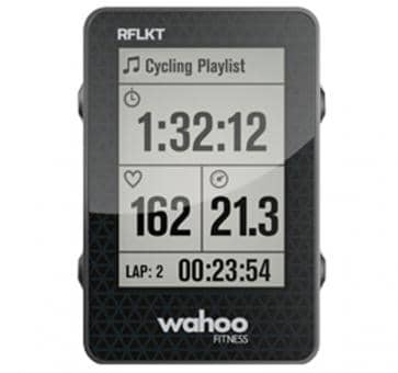 Wahoo RFLKT Bikecomputer with Bluetooth 4.0